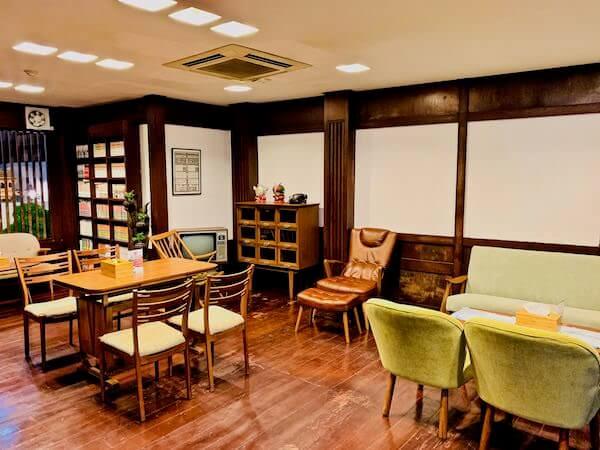 柏屋旅館タイホテル(Kashiwaya Ryokan Thai Hotel)のロビー2