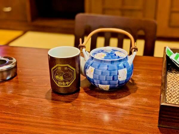 柏屋旅館タイホテル(Kashiwaya Ryokan Thai Hotel)のお茶