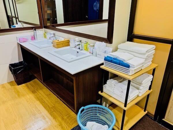 柏屋旅館タイホテル(Kashiwaya Ryokan Thai Hotel)の大浴場4