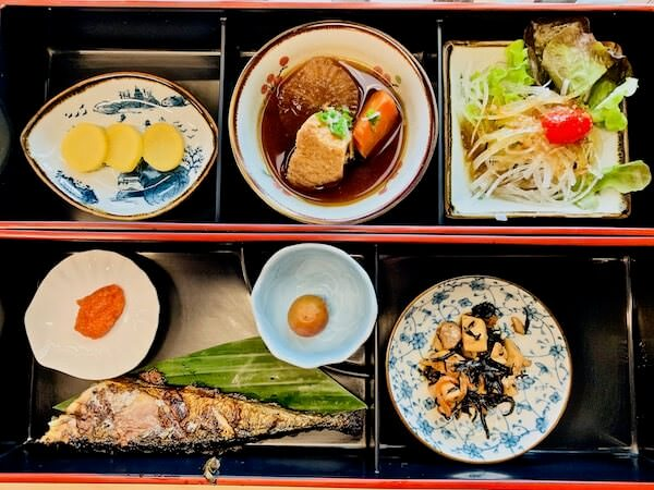 柏屋旅館タイホテル(Kashiwaya Ryokan Thai Hotel)の朝食1