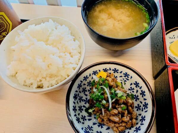 柏屋旅館タイホテル(Kashiwaya Ryokan Thai Hotel)の朝食2
