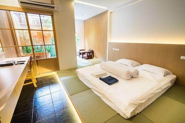 柏屋旅館タイホテル(Kashiwaya Ryokan Thai Hotel)のスイートルーム