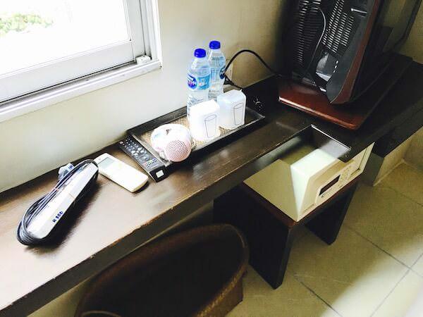 カオサン ホリディ ゲストハウス(Khaosan Holiday Guesthouse)の客室2