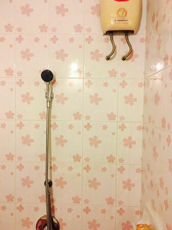 カオサン ホリディ ゲストハウス(Khaosan Holiday Guesthouse)のシャワールーム1