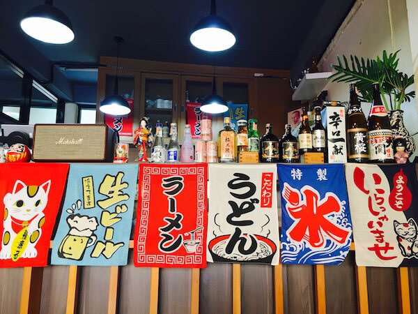 Nippon Ichibanの氷旗
