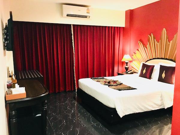 カオサン パレス ホテル(Khaosan Palace Hotel)の客室1