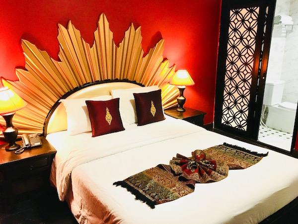 カオサン パレス ホテル(Khaosan Palace Hotel)の客室2