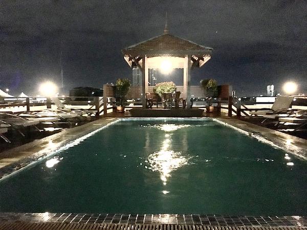 カオサン パレス ホテル(Khaosan Palace Hotel)のプール1