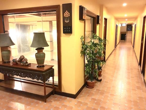 カオサン パレス ホテル(Khaosan Palace Hotel)のホテル内