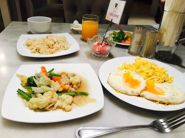 カオサン パレス ホテル(Khaosan Palace Hotel)の朝食2
