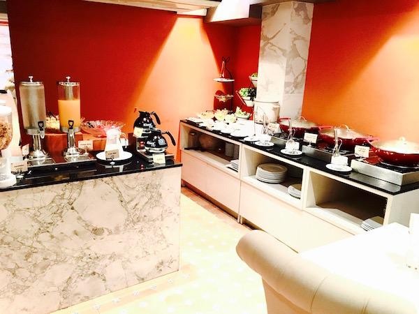 カオサン パレス ホテル(Khaosan Palace Hotel)の朝食1