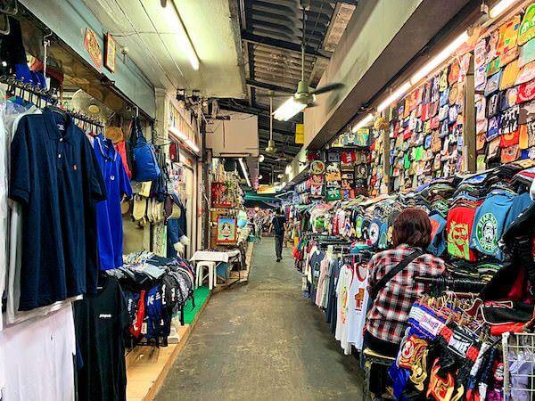 カオサン通りの雑貨屋