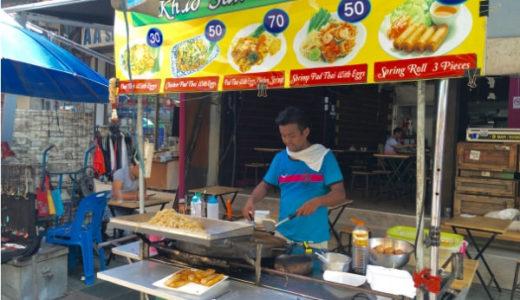 【おすすめレストラン】カオサン通りのグルメ。地元民に人気の食堂3軒 + 日本食&インド料理屋を紹介。
