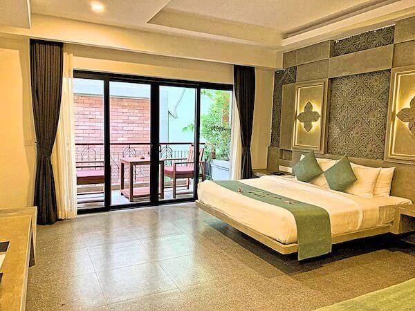 クメール マンション レジデンス(Khmer Mansion Residence)の客室写真1