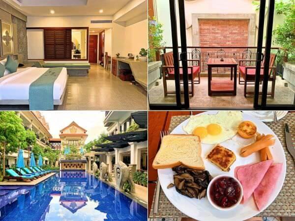クメール マンション レジデンス(Khmer Mansion Residence)の写真