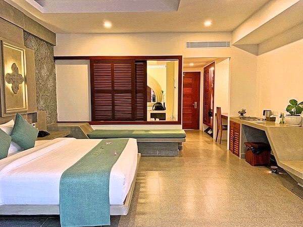 クメール マンション レジデンス(Khmer Mansion Residence)の客室2