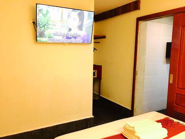 クメール メゾン ダンコール (Khmere Maison d' Angkor)の客室2