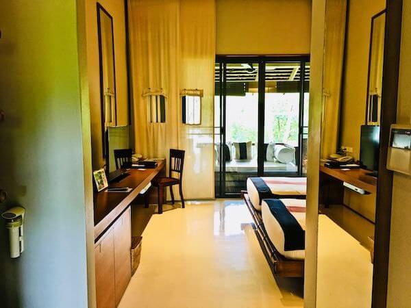 キリマヤ ゴルフ リゾート スパ(Kirimaya Golf Resort Spa)の客室1