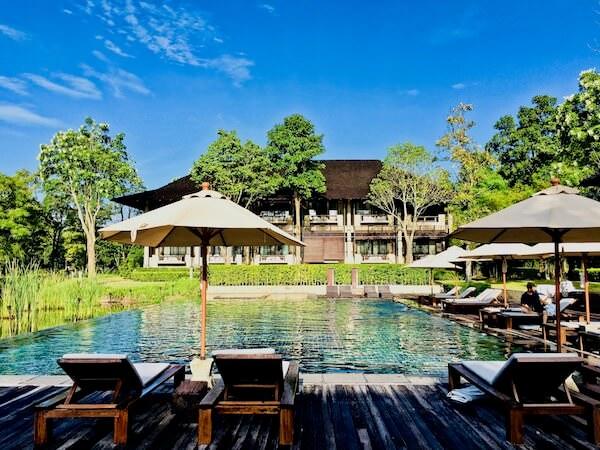 キリマヤ ゴルフ リゾート スパ(Kirimaya Golf Resort Spa)のプール