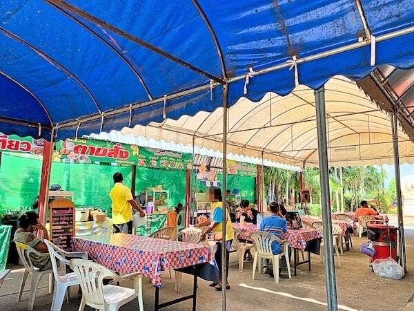クローンクアン ガネーシャ公園(Klong Kuan Ganesha Park)内の飲食店
