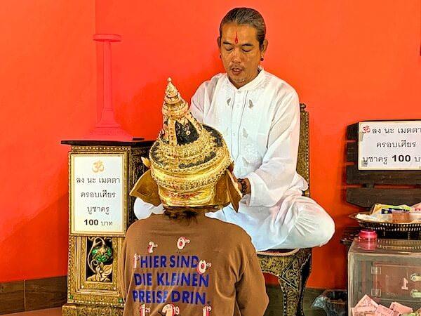 クローンクアン ガネーシャ公園(Klong Kuan Ganesha Park)のプラ・アチャーン3