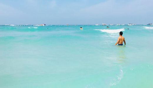ラン島の人気マリンスポーツと各ビーチの特徴。パタヤから40分で行ける離島の楽しみ方。