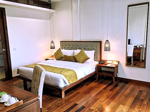 クーレン ホテル (Koulen Hotel)のベッドルーム1