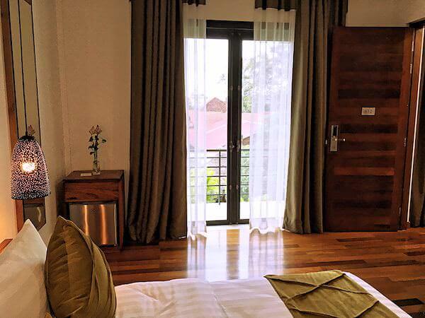 クーレン ホテル (Koulen Hotel)のベッドルーム2