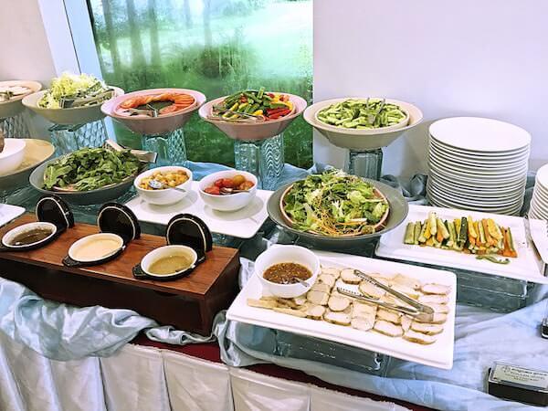 クーレン ホテル (Koulen Hotel)の朝食ビュッフェ3