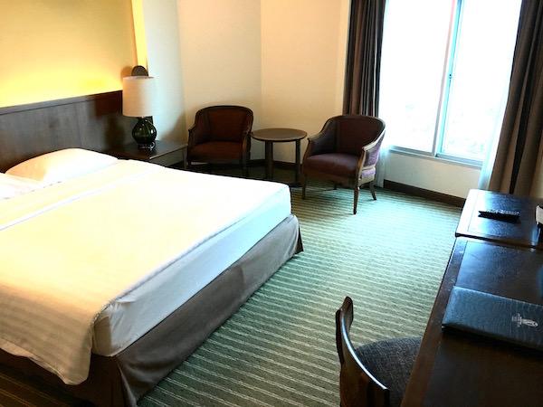 クルンシリリバーホテルの客室1