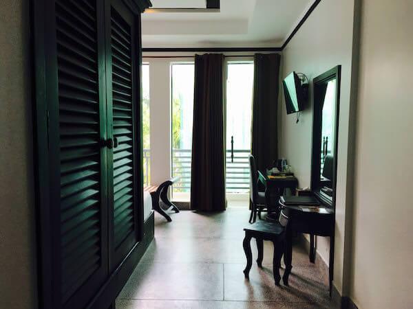 ラダ キリ ブティック ホテル(La Da Kiri Boutique Hotel)の客室1