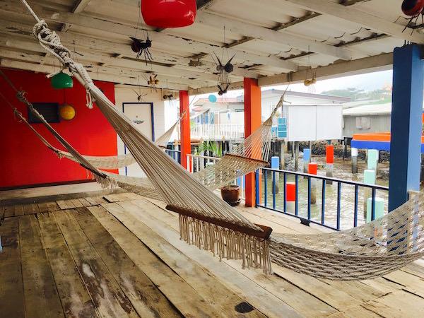 ラレーナ リゾート バイ ザ シー コ ラン(Lareena Resort By The Sea Koh Larn)のハンモック
