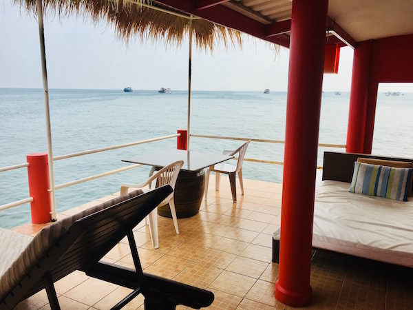 Lareena Resort By The Sea Koh Larnのバルコニー1