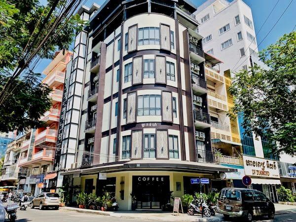 ラヴァンヤ ブティック ホテル(Lavanya Boutique Hotel)の外観