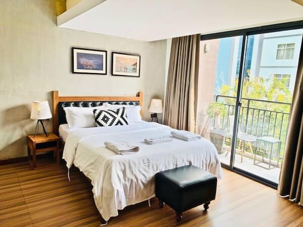 ラヴァンヤ ブティック ホテル(Lavanya Boutique Hotel)の客室1