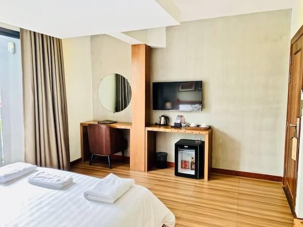 ラヴァンヤ ブティック ホテル(Lavanya Boutique Hotel)の客室2