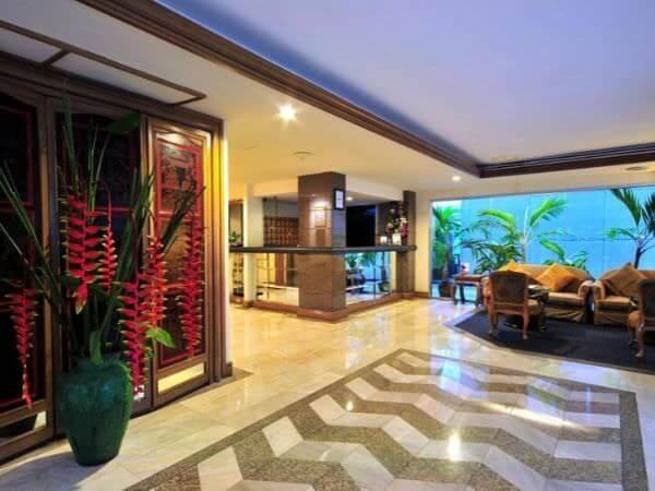 ル サイアム ホテル(Le Siam Hotel)のホテルロビー