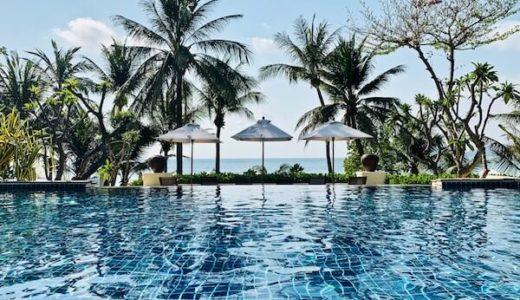 サメット島のおすすめホテル。ビーチが目の前で景観良し!極上のリゾート滞在。