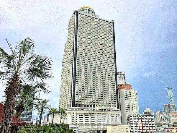 ルブア アット ステート タワー (lebua at State Tower)の外観