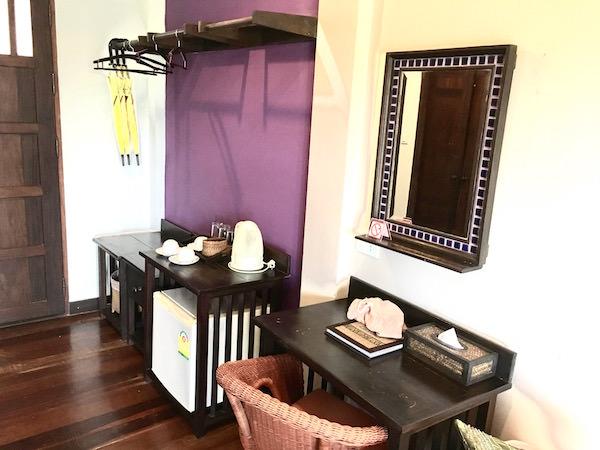 レゲンハ スコータイ ホテル (Legendha Sukhothai Hotel)の冷蔵庫など