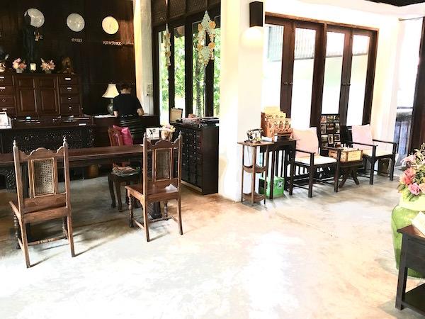 レゲンハ スコータイ ホテル (Legendha Sukhothai Hotel)のレセプション