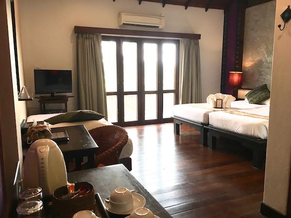 レゲンハ スコータイ ホテル (Legendha Sukhothai Hotel)の客室1