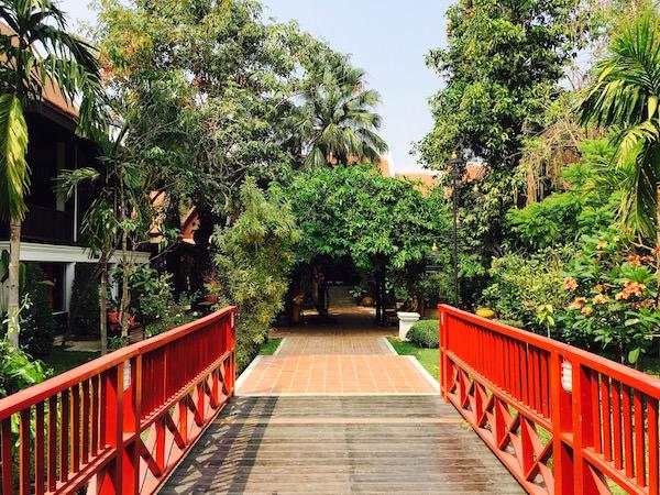 レゲンハ スコータイ ホテル (Legendha Sukhothai Hotel)の入り口