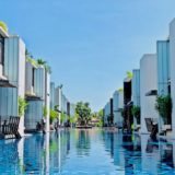 レッツ シー フアヒン アルフレスコ リゾート(Let's Sea Hua Hin Al Fresco Resort)のプール1