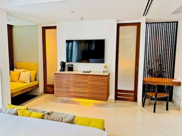 レッツ シー フアヒン アルフレスコ リゾート(Let's Sea Hua Hin Al Fresco Resort)の客室3