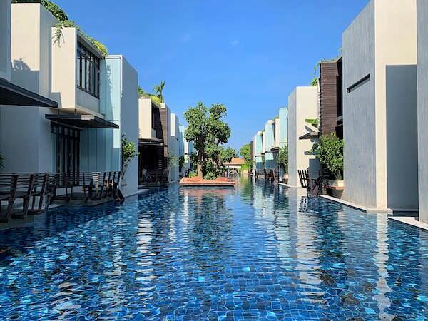 レッツシーホアヒン アルフレスコ リゾート(Let's Sea Hua Hin Al Fresco Resort)のプール