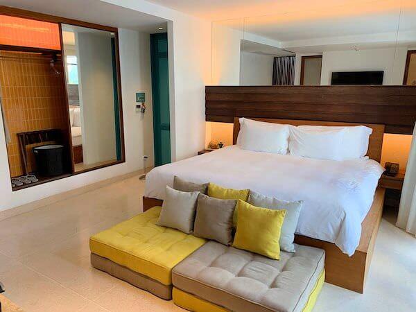 レッツシーホアヒン アルフレスコ リゾート(Let's Sea Hua Hin Al Fresco Resort)の客室2