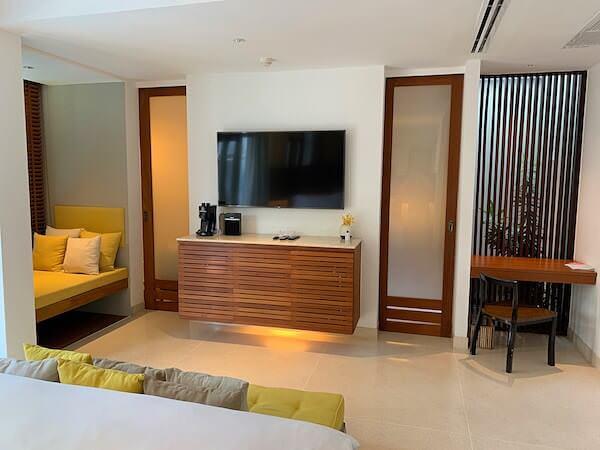 レッツシーホアヒン アルフレスコ リゾート(Let's Sea Hua Hin Al Fresco Resort)の客室3