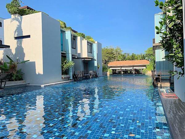 レッツシーホアヒン アルフレスコ リゾート(Let's Sea Hua Hin Al Fresco Resort)のプール5