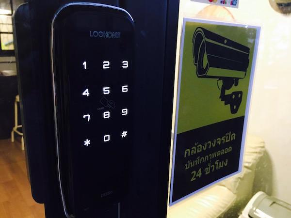ライフスタイル Ⅰ(LifeStyle Ⅰ)のカードロックキー